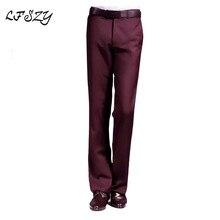Flare pants Male 2020 Korean version of Slim Casual pants England bigfoot pants Married Groomsman White Suit pants