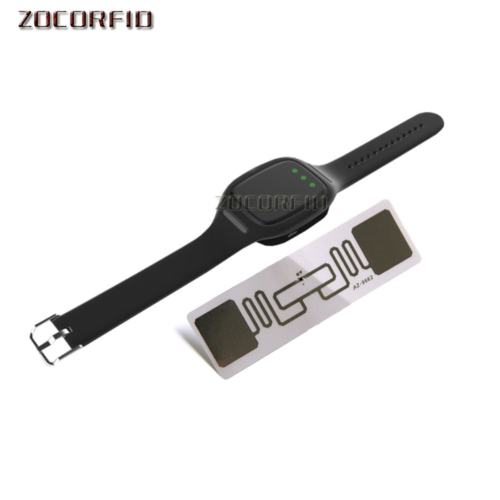 PC And Android SDK MINI UHF Bluetooth UHF RFID Reader RF Card Reader Module Handheld Electronic Tag Remote Inventory