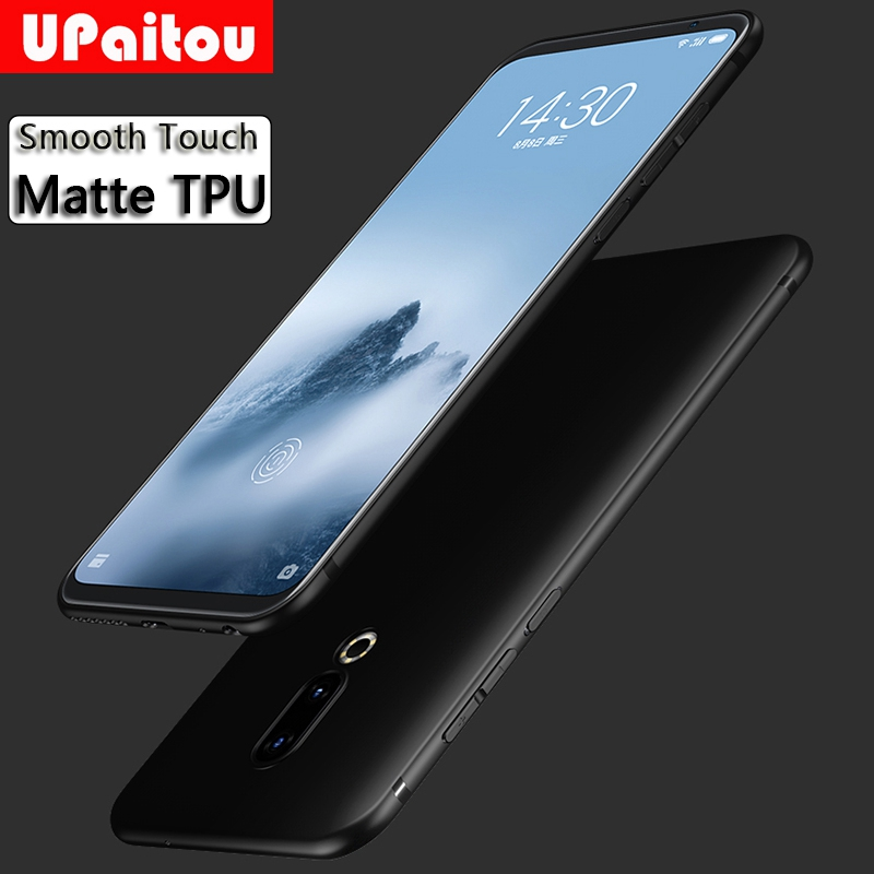 UPaitou Case For MEIZU Note 9 8 M8 Note V8 Pro 16 XS 16th 15 Plus Lite X 16X 16Xs M15 Case Soft Silicone Matte Ultra Thin Cover