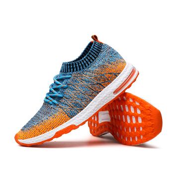 2020 obuwie sportowe męskie buty wulkanizowane męskie buty do biegania męskie buty do biegania na świeżym powietrzu trener buty sportowe męskie męskie tanie i dobre opinie Mesh (air mesh) Totem Drukuj Dla dorosłych Wiosna jesień vulcanized shoes 0223 Lace-up Mieszkanie (≤1cm) Pasuje prawda na wymiar weź swój normalny rozmiar