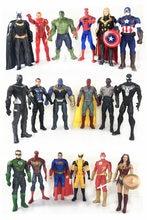Wzp pong 12 polegadas super herói som luz estatueta bonecas brinquedos pvc figura de ação modelo brinquedo crianças presente