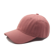 Womens Hat Baseball-Cap Capfitted Snapback Casual Cotton Brand-New 7-Colors Adhesion-Hat