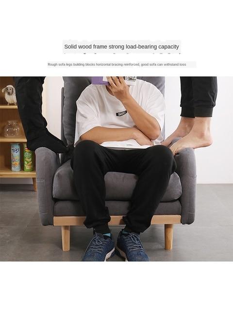 Reclining Lounger Chair 4