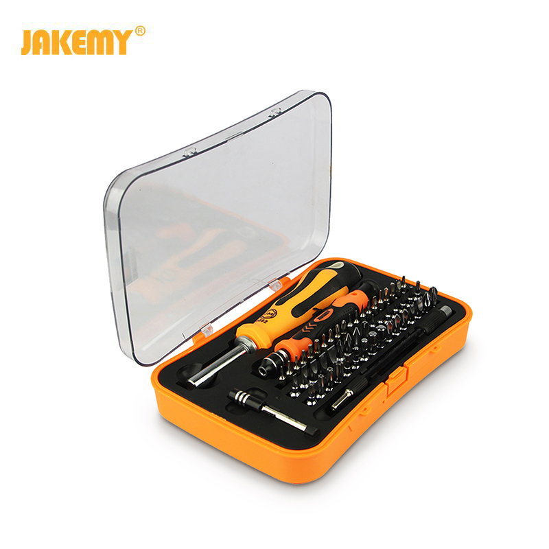 57 in 1tool precision screwdriver set with one-word cross multi-function screwdriver maintenance and disassembly tool