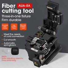 Faca de corte de fibra óptica de SKL 8A cutelo de cabo de fibra quente derretimento junta fria geral de alta precisão corte de fibra óptica k