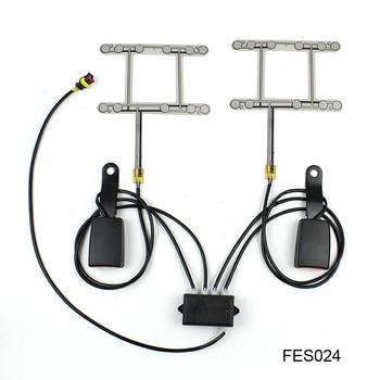 Seat Belt Voice Reminder Seatbelt Alarm System for Driver and Passenger Seat FES024