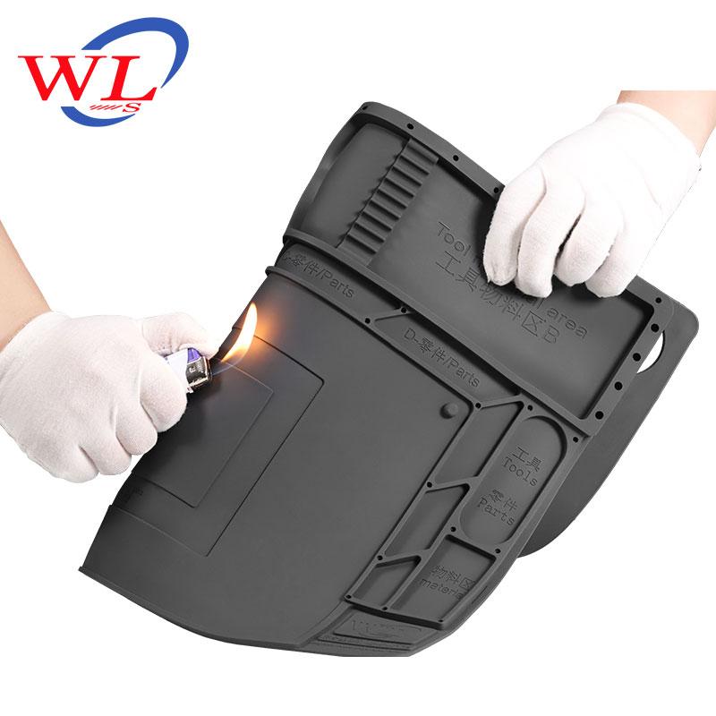 Desk-Mat Insulation-Pad Repair-Tools Heat-Resistant Platform BGA Soldering-Pad Maintenance
