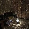 Diy estrela led master night light led estrela lâmpada do projetor astro céu projeção cosmos led night lamp presente do miúdo decoração para casa