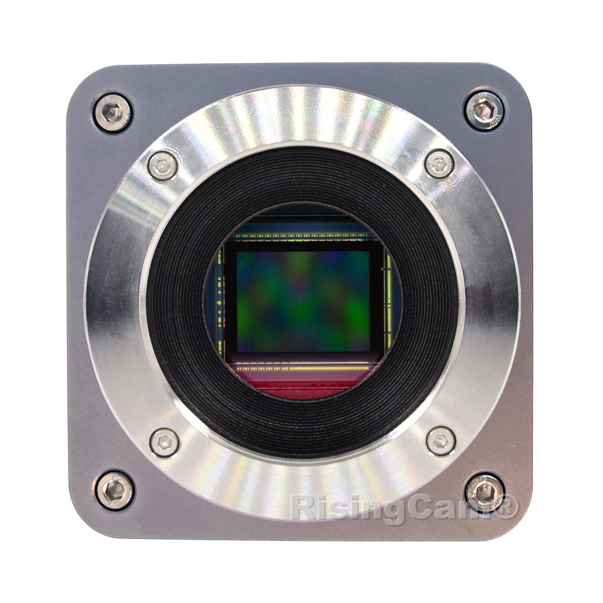 "Image 5 - BigEYE USB3.0 10mp SONY imx294 4/3"" CMOS Digital Microscope camera with M42 and C mount for trinocular biological microscopeMicroscopes   -"
