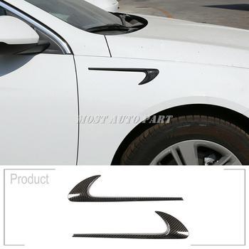 ABS czarny Carbon Fender boczny odpowietrznik osłona wylotu dla Benz A B C E CLA GLA GLC GLE GLS itp W204 W205 W212 W213 X156 X253 itp tanie i dobre opinie wroadavee outlet CN (pochodzenie) Inne Klej naklejki 0inch Decoration ABS Plastic Kreatywne naklejki A B C E CLA GLA GLC GLE GLS etc W204 W205 W212 W213 X156 X253 etc