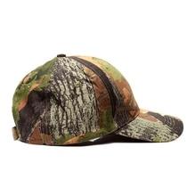 Для мужчин Спорт на открытом воздухе кепки-бейсболки с камуфляжным принтом шляпа простота тактическая группировка сухопутных сил охота на Камо Кепки шляпа для шапка для взрослых