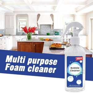 Spray-Cleaner Grease Multi-Functional Window-Cleaning Bubble All-Purpose Kitchen Car