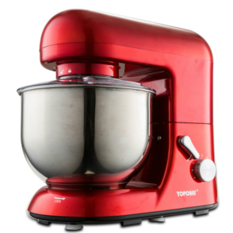 7L acier inoxydable bol cuisine 6 vitesses électrique pâte mélangeur inclinaison tête et cuisine Chef mélangeur Machine