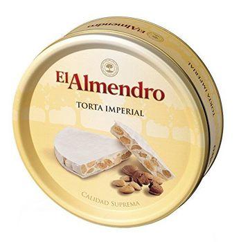 El Almendro - Torta Imperial - Imperial gâteau 600g Qualité suprême