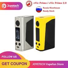 Joyetech eVic Primo 2,0 TC Mod 228 Вт огромная мощность подходит UNIMAX 2/RTA RBA RDTA Танк Vape электронная сигарета Primo мод без батареи 18650