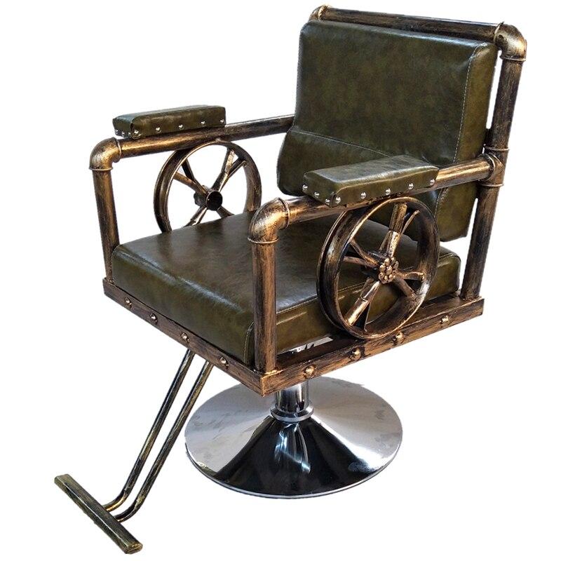 Barber Chair Hairdresser Chair Haircut Chair Chair Chair Hair Salon Beauty