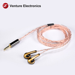 Venture Electronics VE ZEN LL earbud 3.5 2.5 4.4 editon