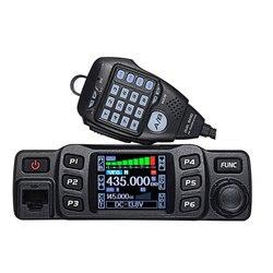 AnyTone AT-778UV Walkie Talkie 25W Dual Band Transceiver mini Mobile Radio VHF 136-174 UHF 400-480MHz Amateur Radio Ham