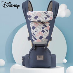 Disney Multifunction Baby Hipseat Carrier 0-36 Months Ergonomic Baby Carrier Front Facing Kangaroo Wrap Sling babies Carriers