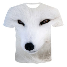 The New Best-selling Cute Animal Themed 3d-printed T-shirt For Men And Women In 2021. Summer Trend: Comfortable, Breathable, Sho