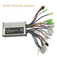 36V 48V 350W kontroler ebike elektryczny skuter bezszczotkowy kontroler z PAS na rower elektryczny/silnik piasty /silnik bldc w Akcesoria do rowerów elektrycznych od Sport i rozrywka na