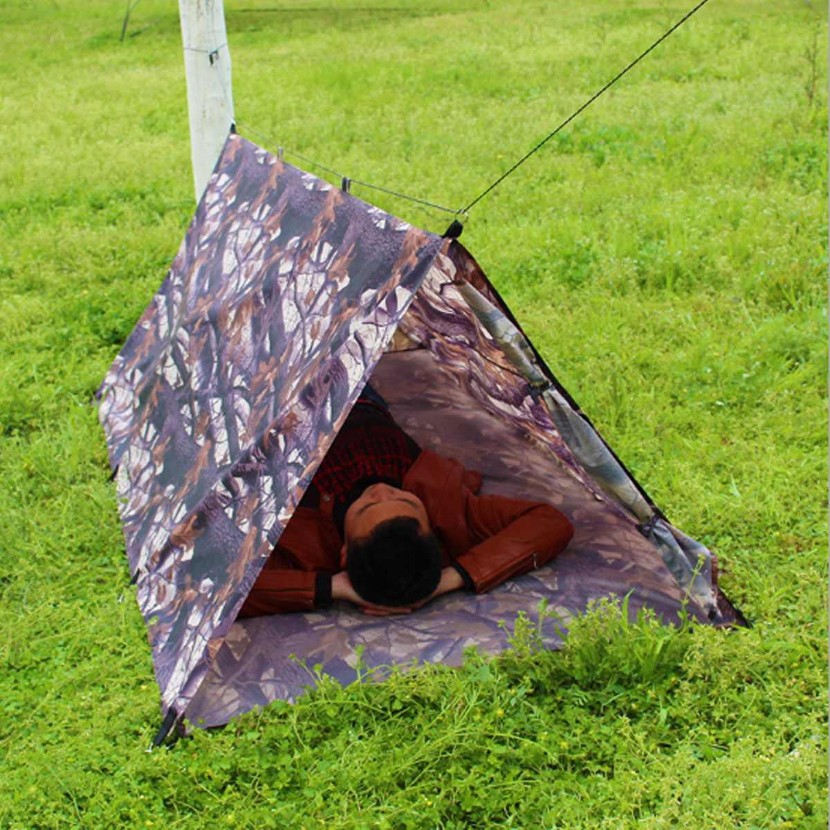 Outdoor Portable Kepeak Tent Tarp Camping Tent Awning Sun Shade Rain Shelter