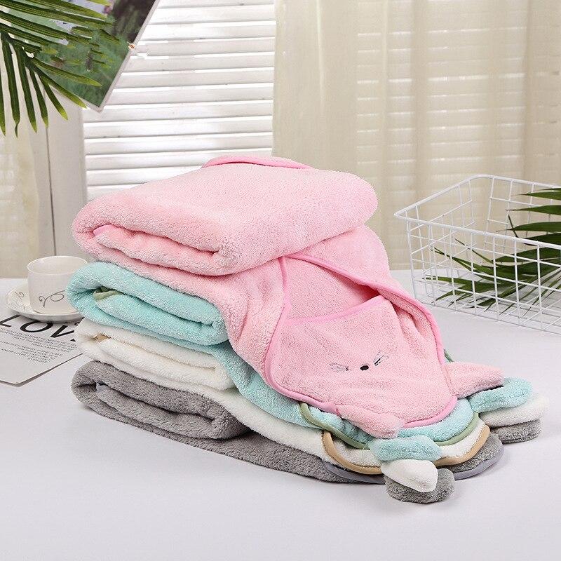 Baby Poncho Bath Towel