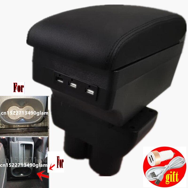 Подлокотник для VW Volkswagen TOURAN CADDY 2004-2019, аксессуары для интерьера, центральная консоль, подлокотник, автозапчасти