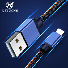 Denim Type C Cable For Xiaomi Redmi Note 7 Mi 8 9 SE Fast Charging Data Sync Cable For Samsung Galaxy S9 Oneplus 6T Type-C Cable type c charger cable typec charging cable data sync for oneplus 3t leeco xiaomi mi5s plus note 2 for huawei mate 9