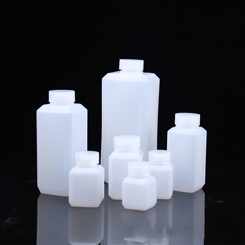 1pcs Empty Multifunctional Makeup Container Bottle Plastic Travel Clear Empty Save Space Liquid Lotion Octagonal New