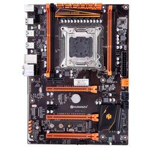Image 2 - HUANANZHI X79 Deluxe Gaming carte mère avec NVMe M.2 SSD slot 4 DDR3 RAM Max jusquà 128G acheter des pièces dordinateur 2 ans de garantie