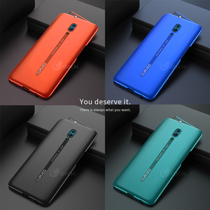 Image 5 - GKK Slim Original Case For OPPO Reno 2 ace Case 2 in 1 Full Protection Anti knock Back Matte PC Cover for OPPO Reno 2 ace Coque
