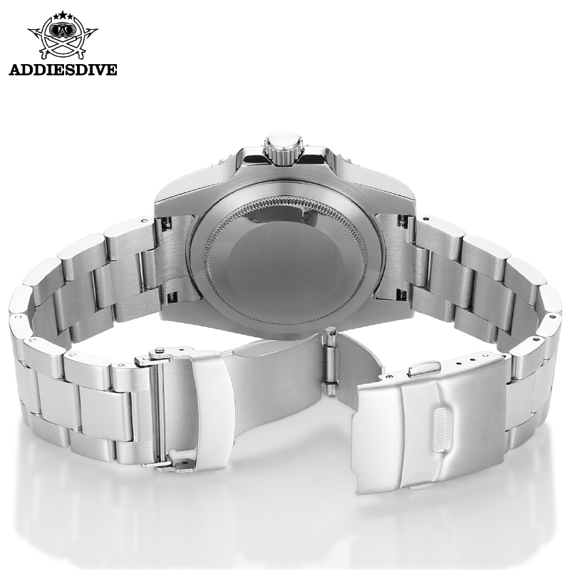 1986 Leather For Men NATO Nylon Steel diving watch 200m C3Super luminous Sport luxury stainless steel watch  Quartz Men's Watch 4