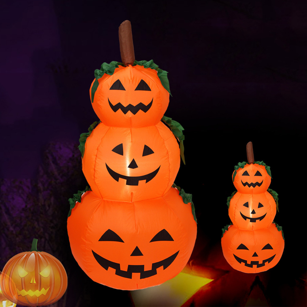 Halloween Pumpkin Light Lamp Door Room Decoration LED Lantern Party Home Props LED Decoration Light Fairy Light Party Decoration