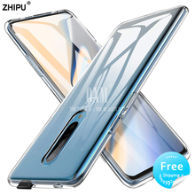 Case For OnePlus 7 7T Pro TPU Silicon Clear Fitted Bumper Soft Case for OnePlus 7 Pro 7T 6T 6 5T 5 3T 3 Transparent Back Cover * [hk stock] soft case tpu transparent back cover for oneplus 3
