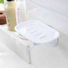 Лоток держатель для мыла Чехол Контейнер для всасывания Прочный Контейнер для хранения водопад дренажная стена