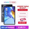 Оригинальный планшетный ПК Honor Mediapad V6, 10,4 дюйма, 2K экран, Восьмиядерный процессор Kirin 985, планшет HONOR V6 10,4, Wi-Fi 6 +