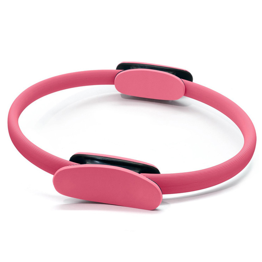 Professional Yoga Fitness Pilates Ring With Thick Stripe Design Suitable For Woman