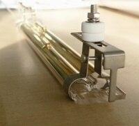 300W lámpara infrarroja R7S 285mm lámpara infrarroja recubierta de Helena|Piezas de calentador eléctrico| |  -