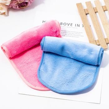Reusable Towels Makeup Remover Water Eraser Superfine Cleaning Towel Fibre Cloth Lightweight Practical Smooth Soft Makeup Women 1