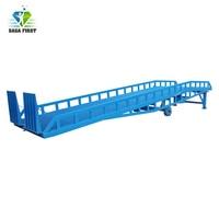 Europe Standard Hydraulic AC Lifting Mobile Dock Leveler