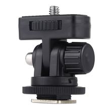 Camera 1/4 Inch Screw Thread Cold Shoe Tripod Mount Adapter Camera Mount Adapters Camera Accessories(China)