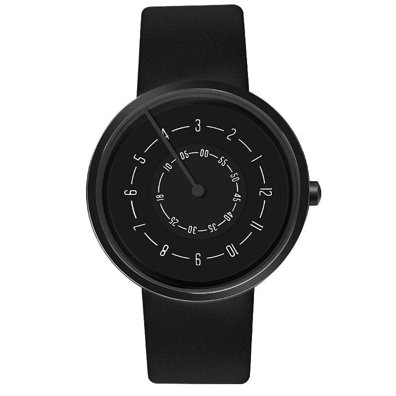 Mens Watches Men PAIDU Brand Rotate Creative Man Sport Watches Men's Quartz Clock Man Casual Military Waterproof Wrist Watch