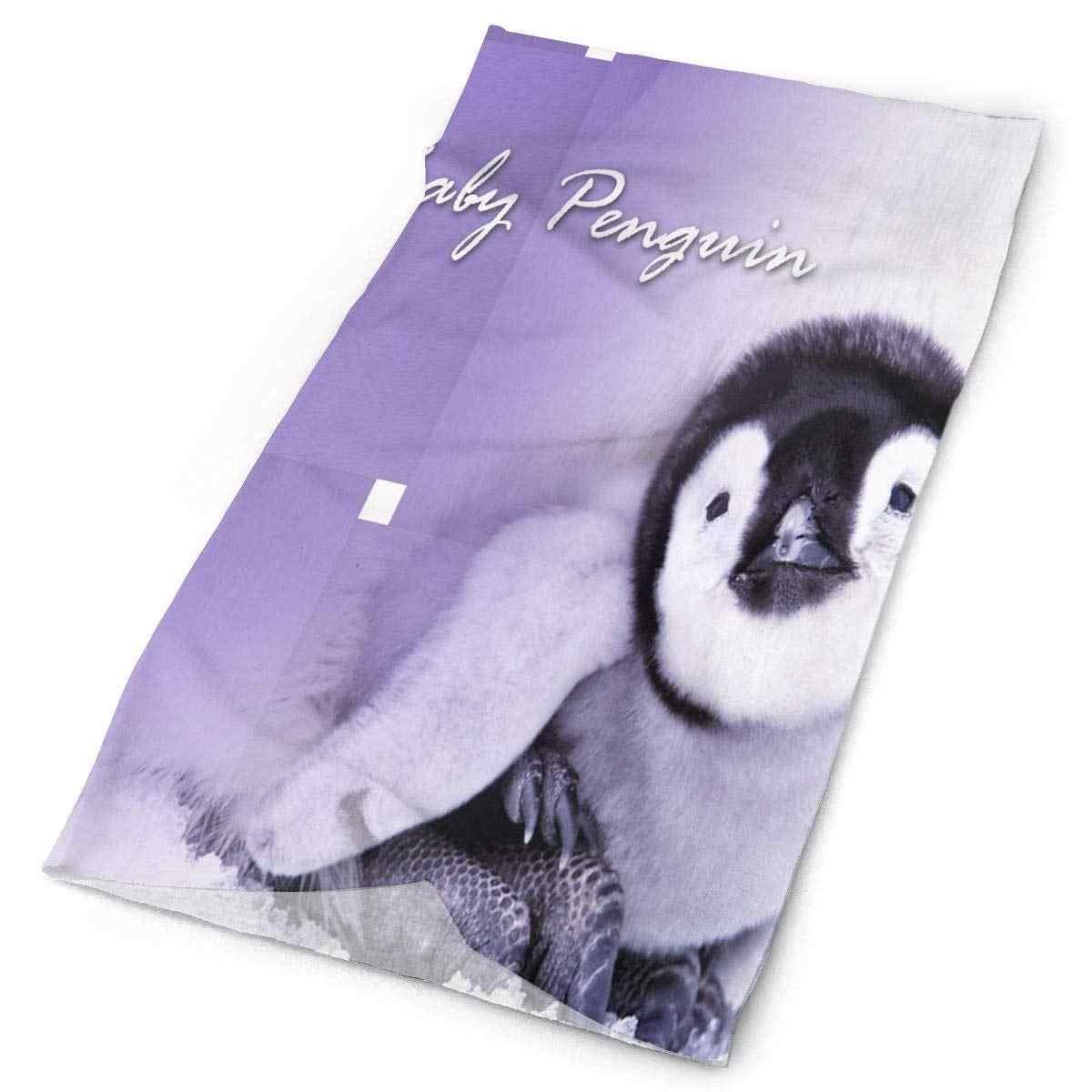 عقال البطريق الطفل في الهواء الطلق وشاح وشاح الرقبة الجرموق رئيس التفاف العصابة الرياضة أغطية الرأس