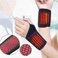 Магнитная терапия САМОНАГРЕВАЮЩАЯСЯ поддержка запястья бандаж обогреватель для рук компрессионное облегчение боли браслет ремень