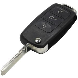 Image 2 - Étui à clé pour Vw Jetta Golf Passat coccinelle Polo Bora MK4 siège Altea Skoda 20 pièces/lot