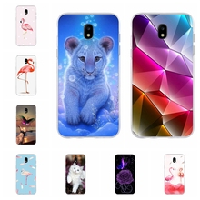 For Samsung Galaxy J3 2016 J3 2017 Case Soft TPU Silicone Geometric Patterned For Samsung Galaxy J5 2016 J5 2017 Cover Shell цена и фото