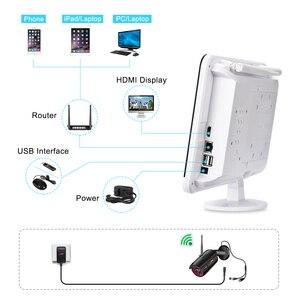 Image 5 - Anran sem fio sistema de cctv 1080p hdd 2mp nvr ip IR CUT ao ar livre cctv câmera sistema de segurança ip kit vigilância vídeo app controle