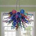 Бесплатная доставка декор для гостиной светлые стеклянные люстры