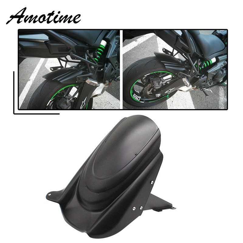 Motorcycle Rear Tire Hugger Fender Mudguard For KAWASAKI VERSYS 650 VERSYS650 KLE650 2014 2015 2016 2017 2018 2019 2020 KLE 650